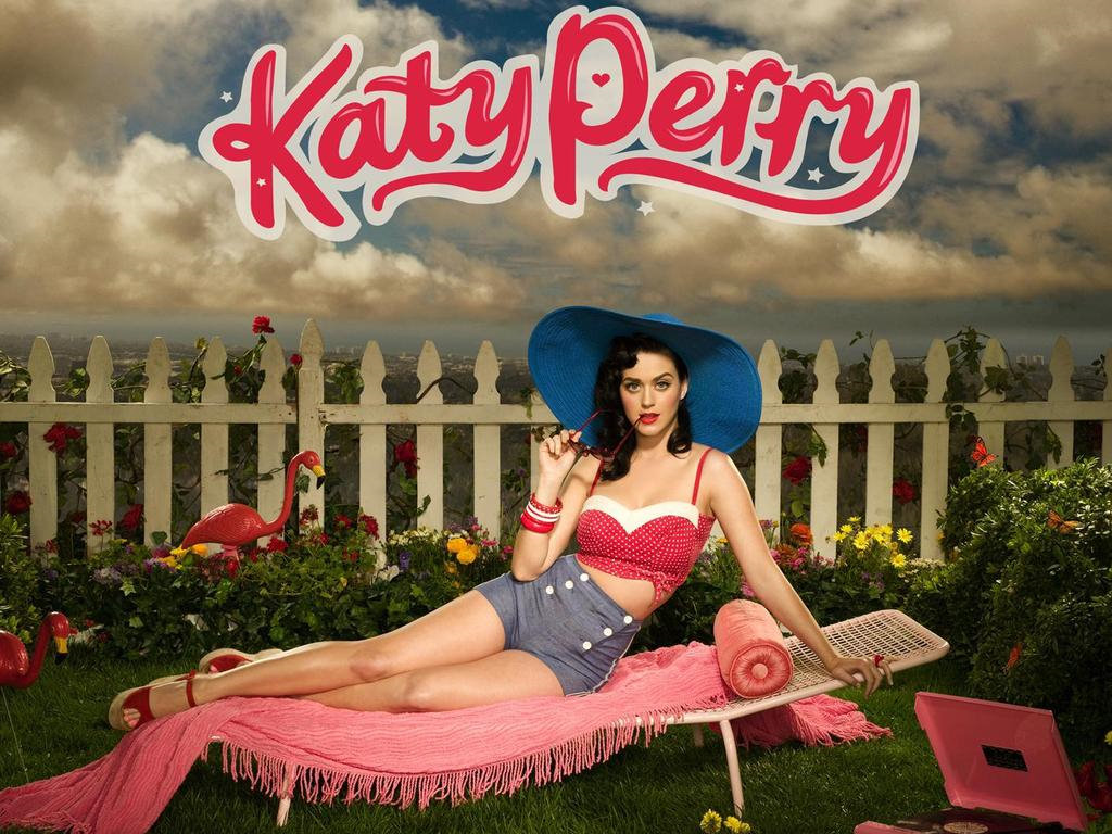 Music Wallpaper: Katy Perry