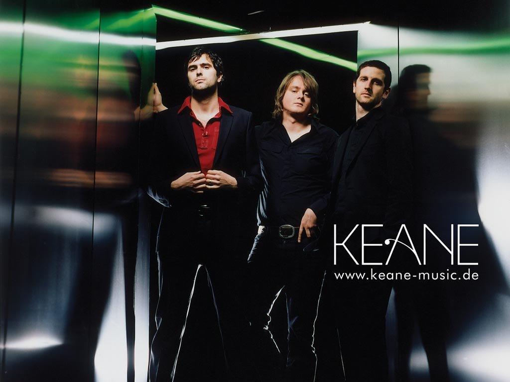 Music Wallpaper: Keane