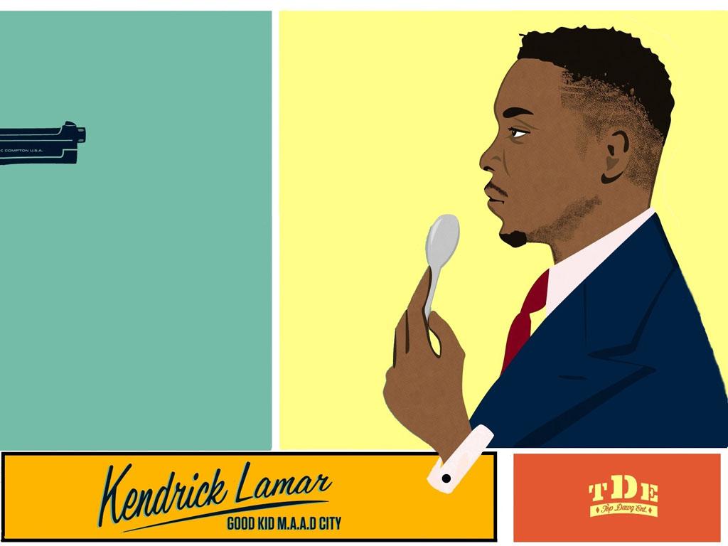 Music Wallpaper: Kendrick Lamar