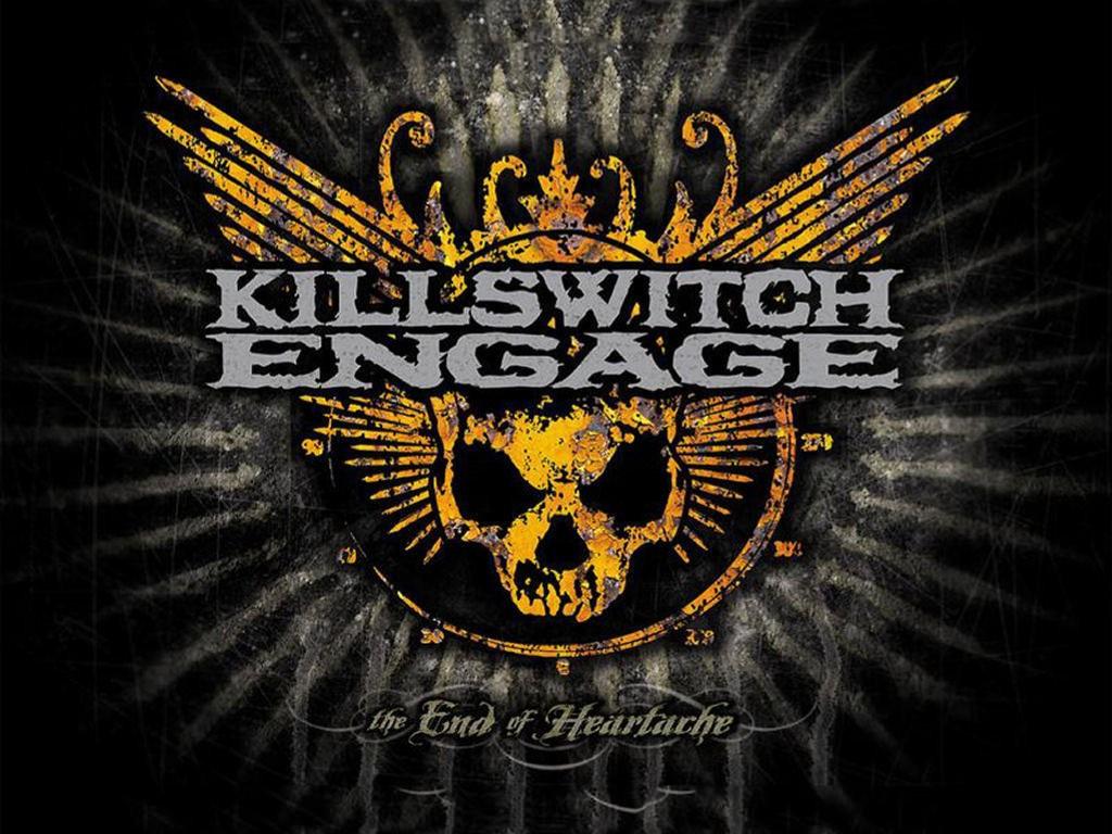 Music Wallpaper: Killswitch Engage