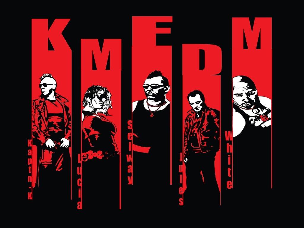 Music Wallpaper: KMFDM