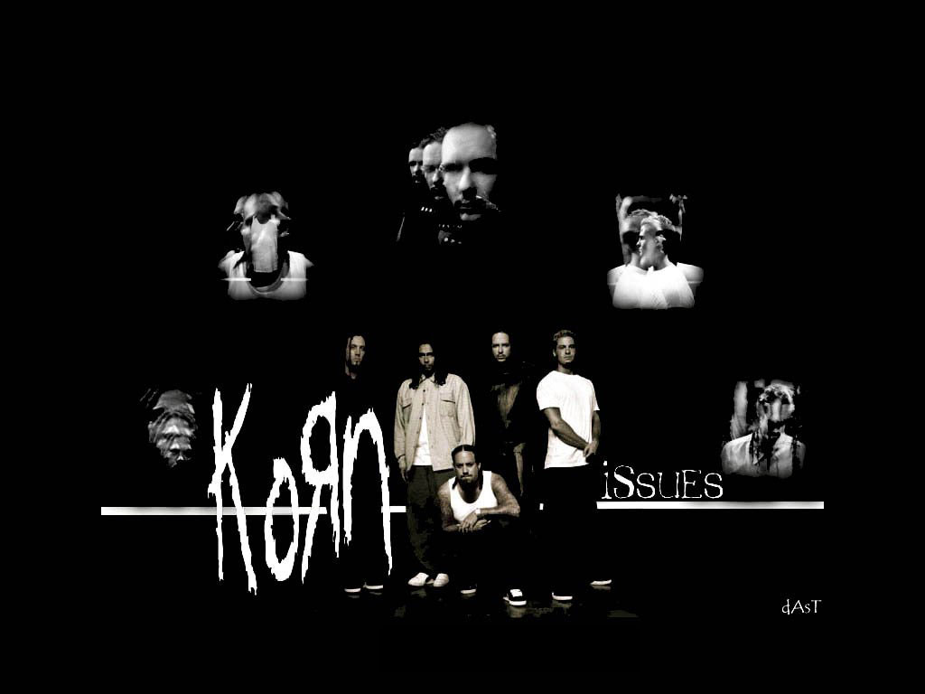 Music Wallpaper: Korn