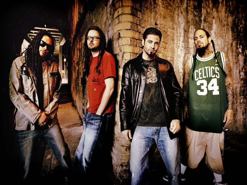 Music Wallpaper: Korn