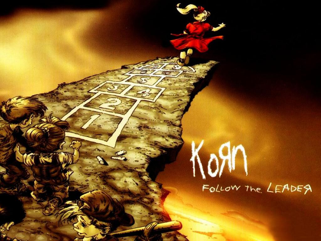 Music Wallpaper: Korn - Follow the Leader
