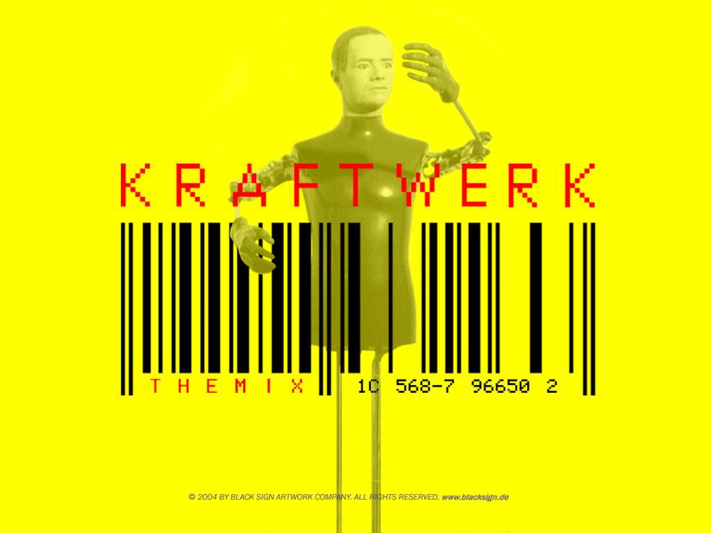 Music Wallpaper: Kraftwerk