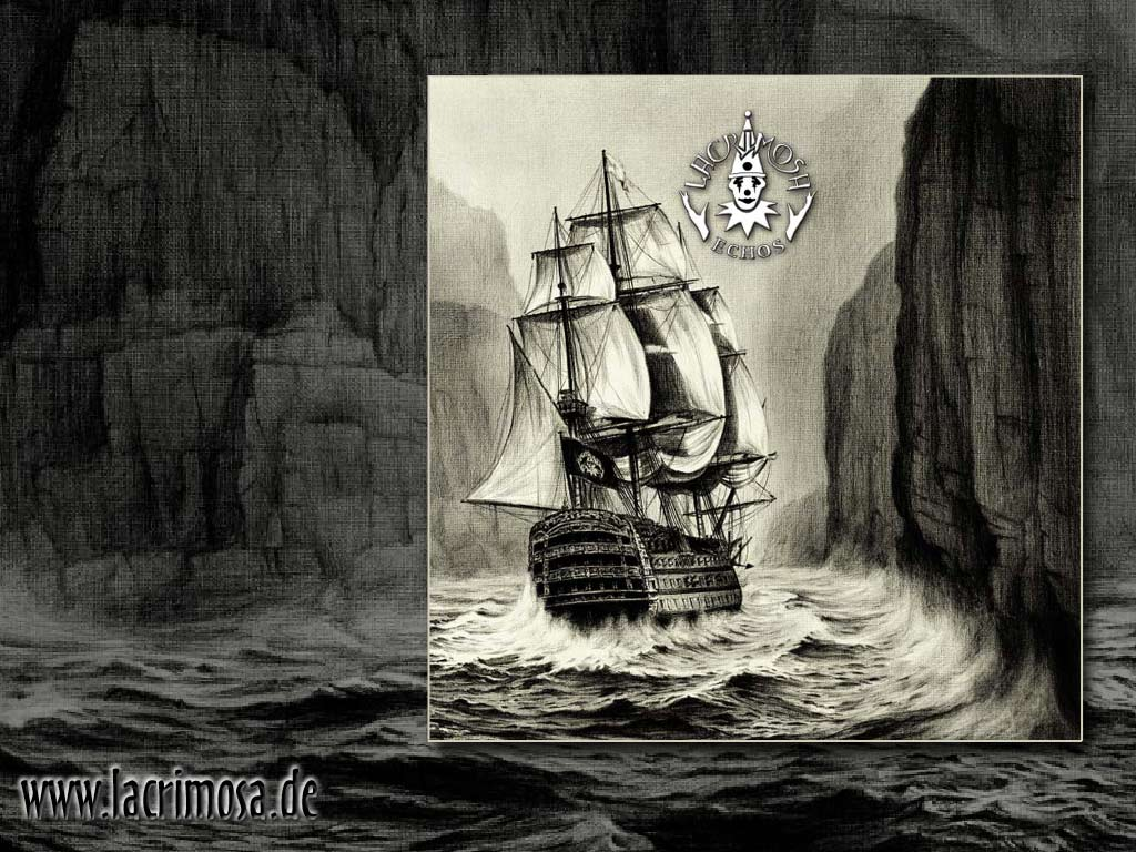 Music Wallpaper: Lacrimosa - Echos