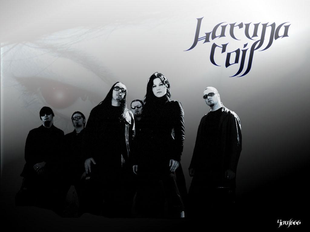 Papel de Parede Gratuito de Música : Lacuna Coil