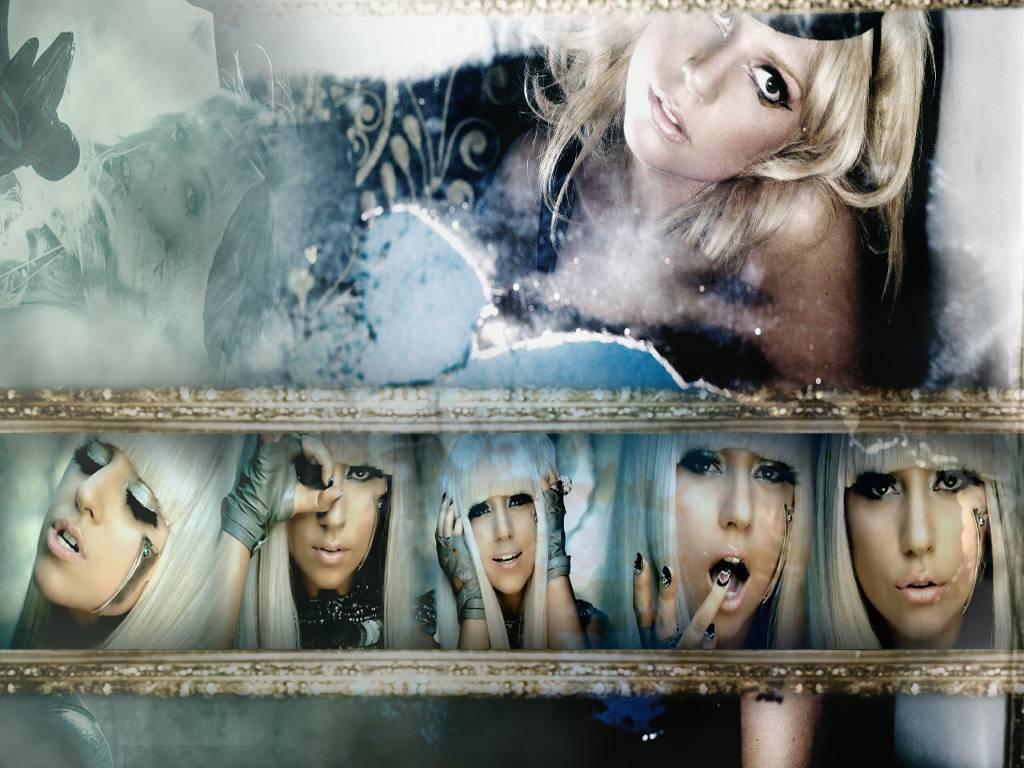 Music Wallpaper: Lady Gaga