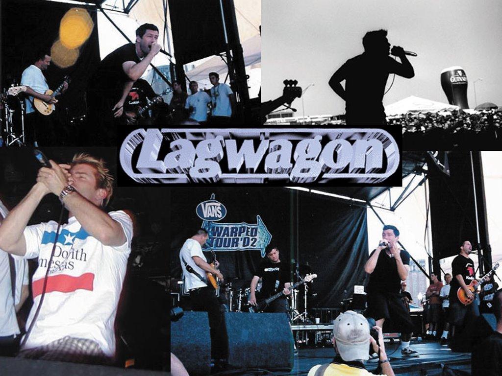 Music Wallpaper: Lagwagon