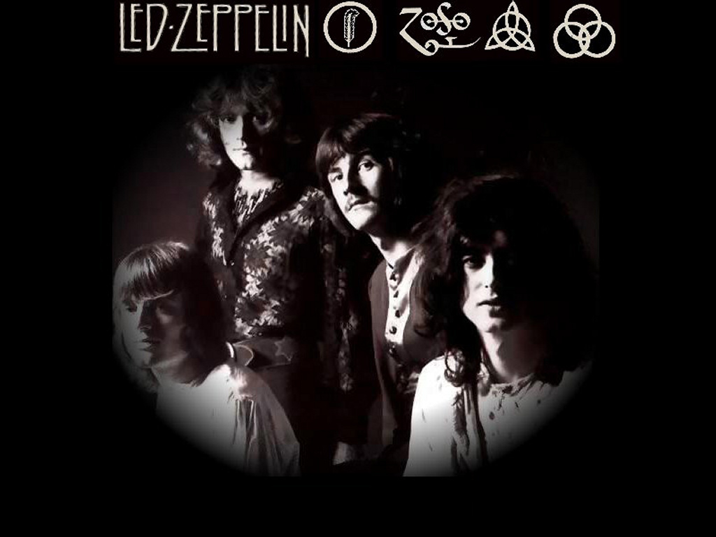 Music Wallpaper: Led Zeppelin