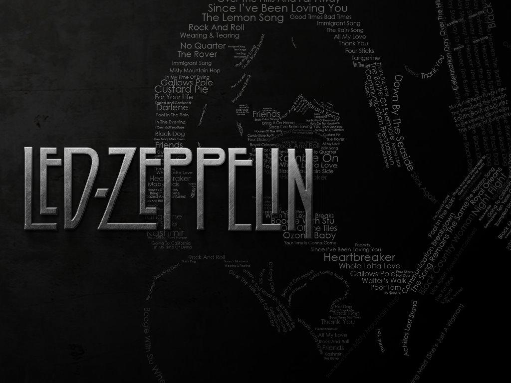 Music Wallpaper: Led Zeppelin
