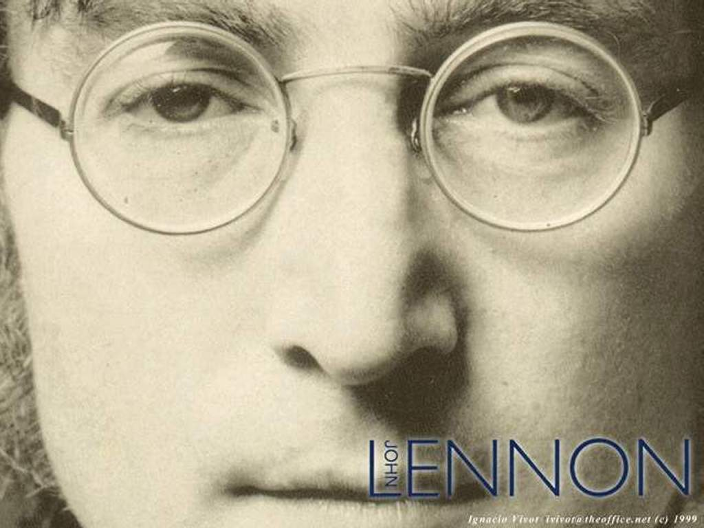 Music Wallpaper: John Lennon