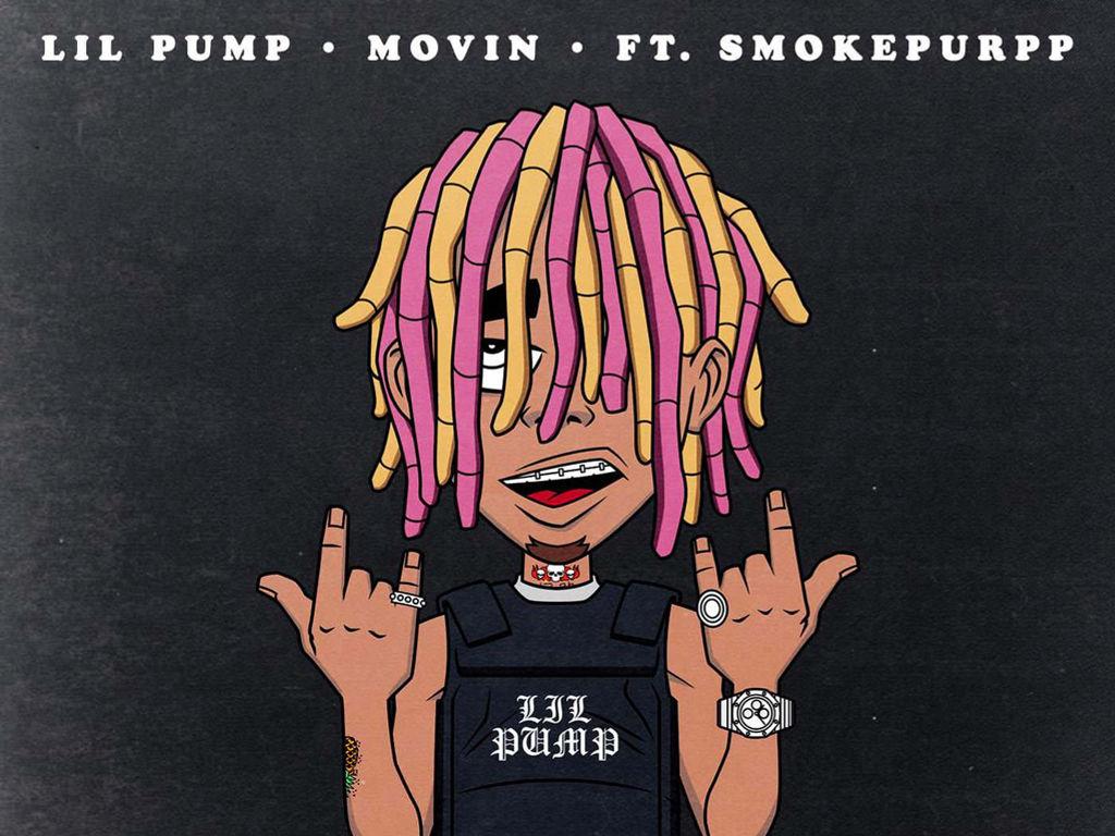 Music Wallpaper: Lil Pump