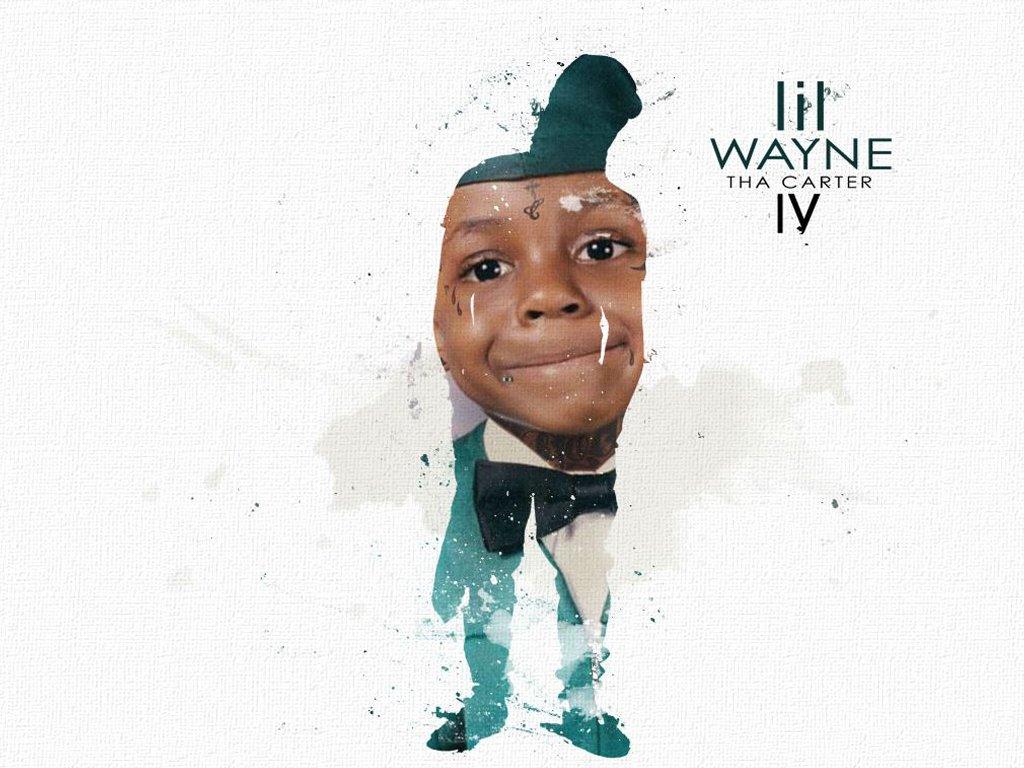 Music Wallpaper: Lil Wayne - Tha Carter IV