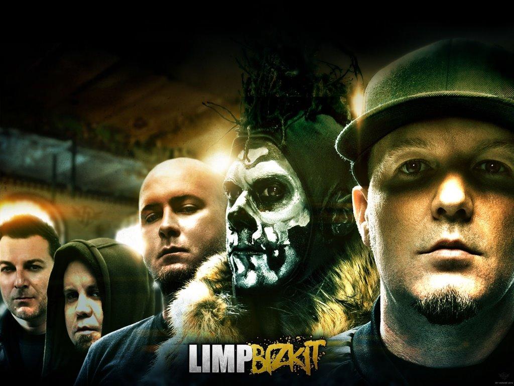 Music Wallpaper: Limp Bizkit