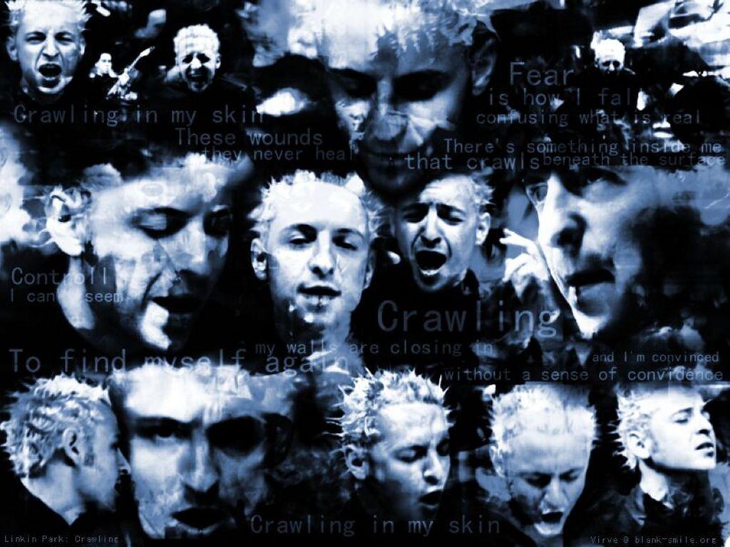 Music Wallpaper: Linkin Park - Crawling