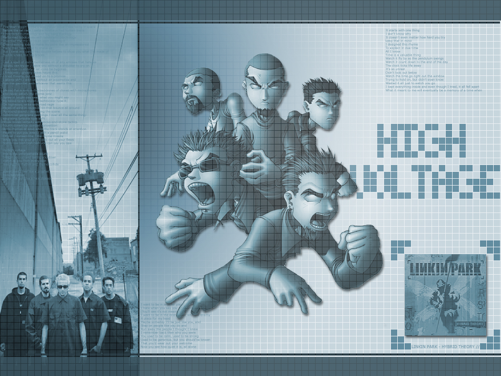 Music Wallpaper: Linkin Park