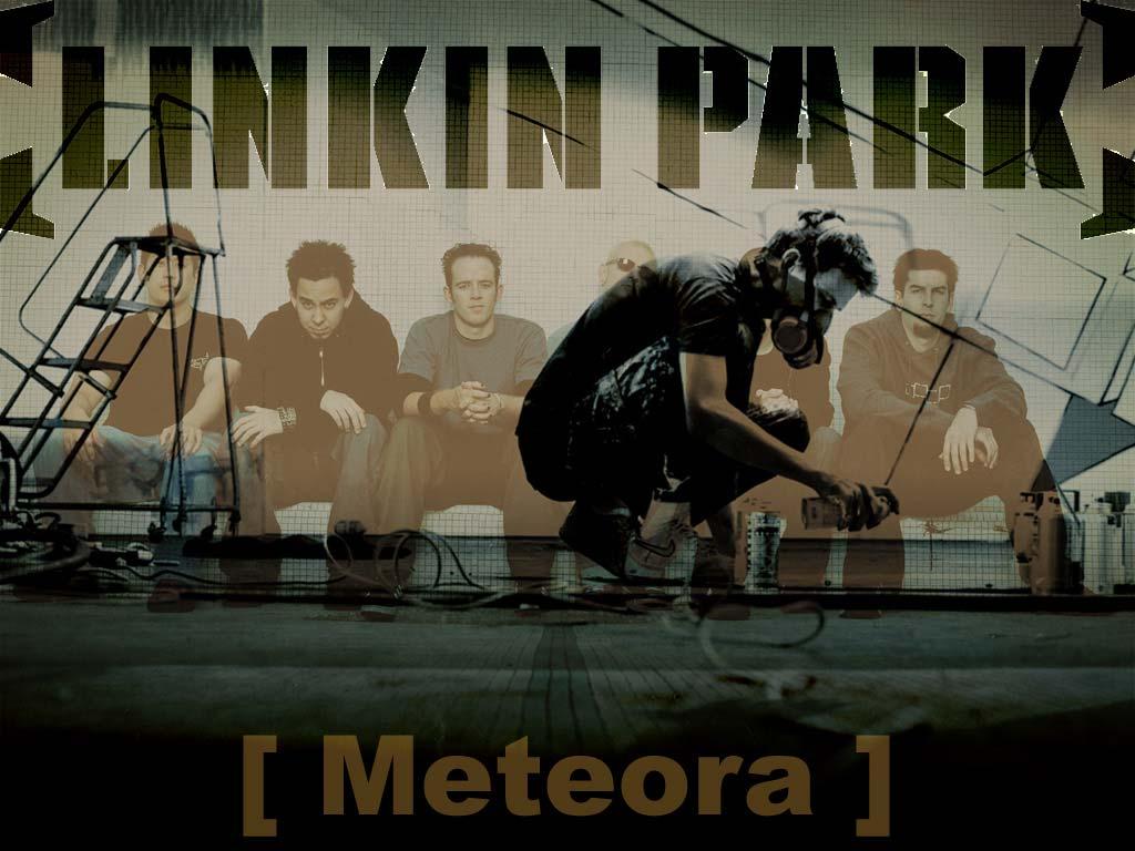 Music Wallpaper: Linkin Park - Meteora