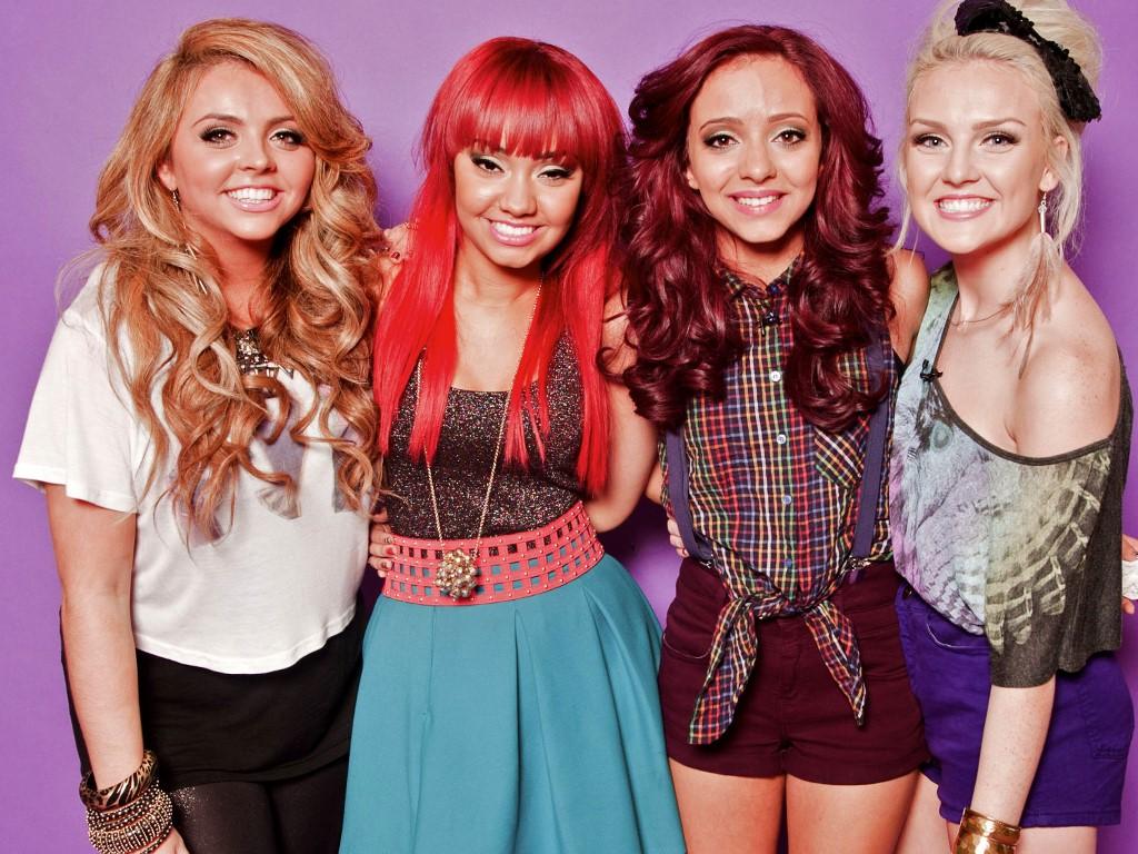 Music Wallpaper: Little Mix