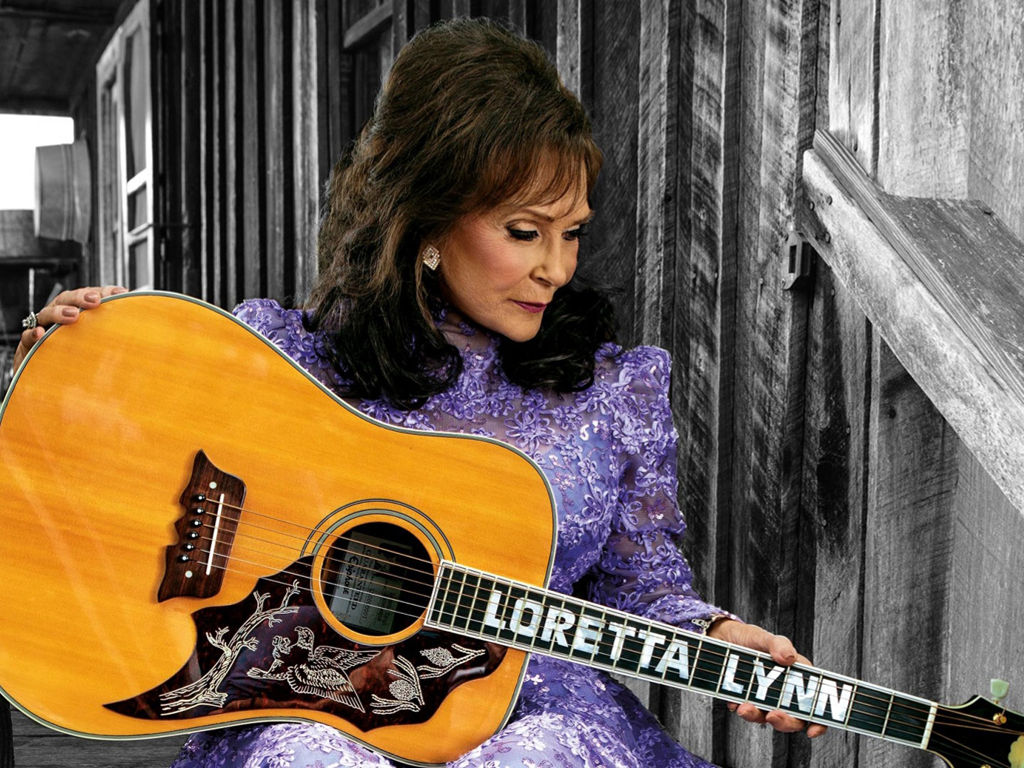 Music Wallpaper: Loretta Lynn