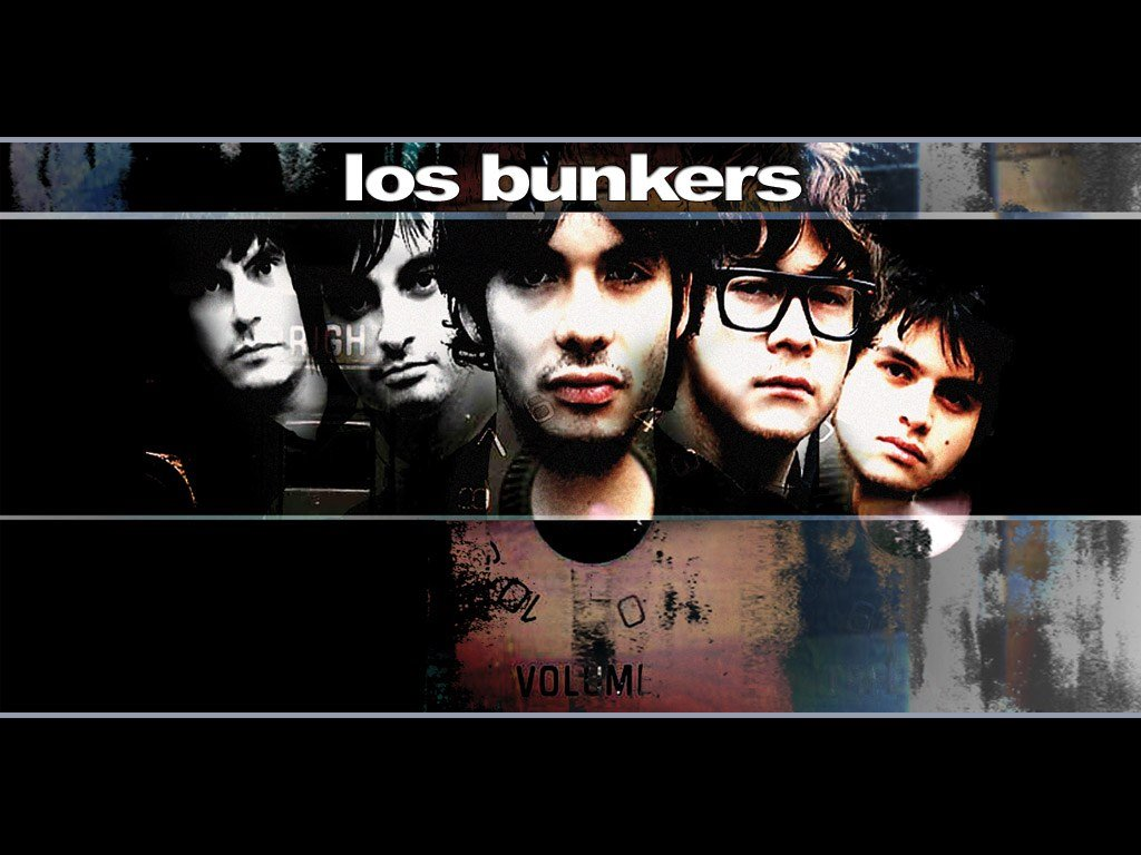 Music Wallpaper: Los Bunkers