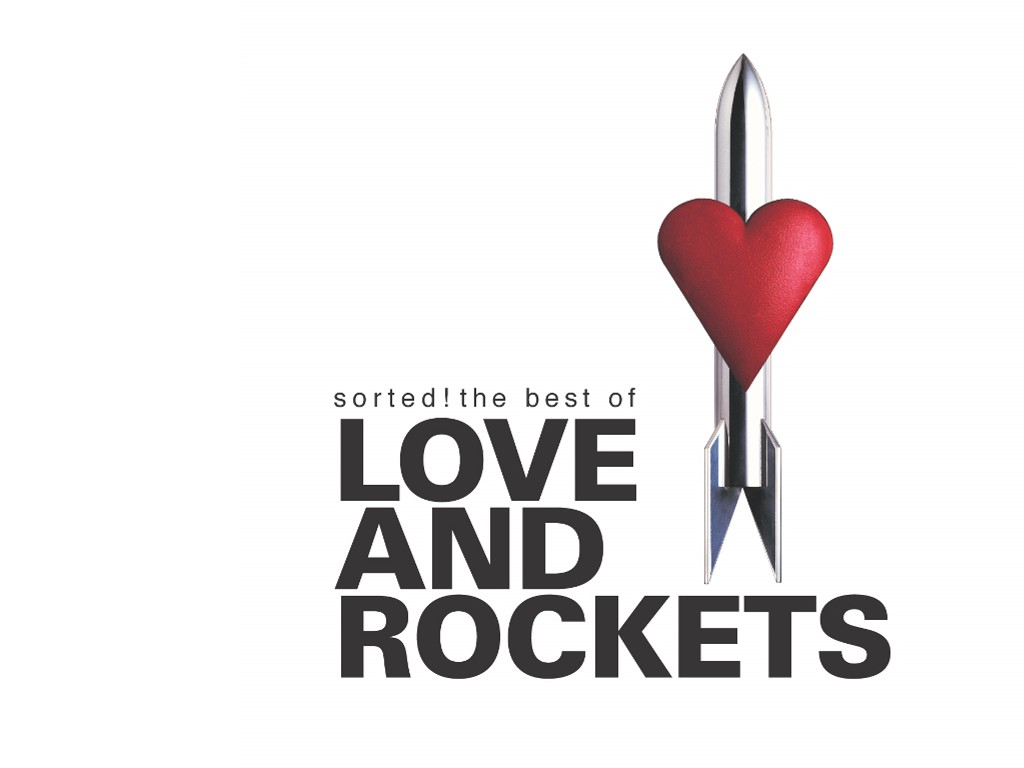 Music Wallpaper: Love and Rockets
