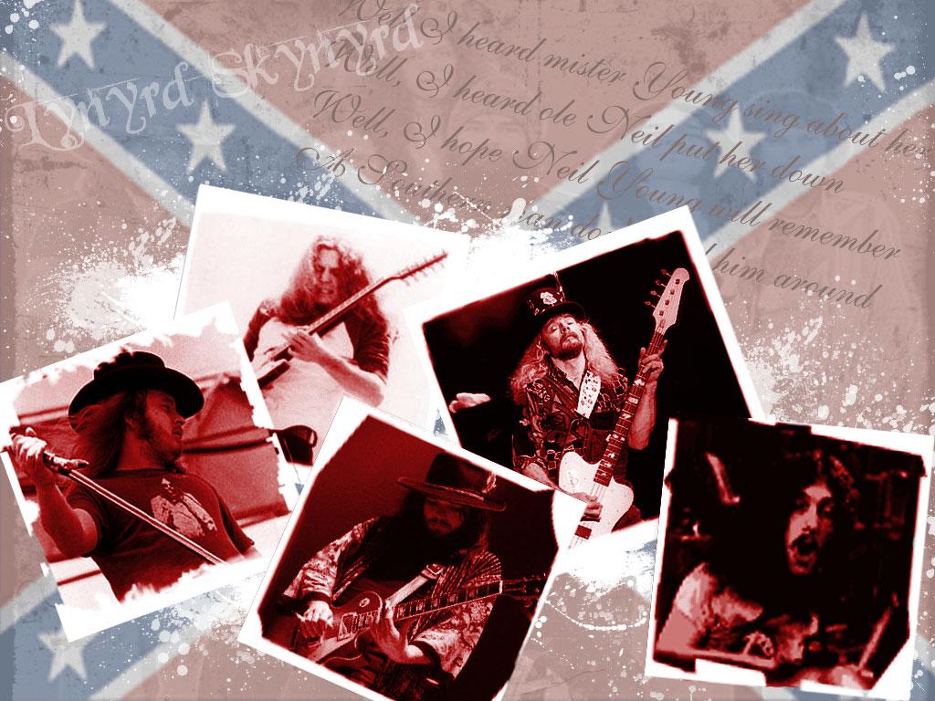 Music Wallpaper: Lynyrd Skynyrd
