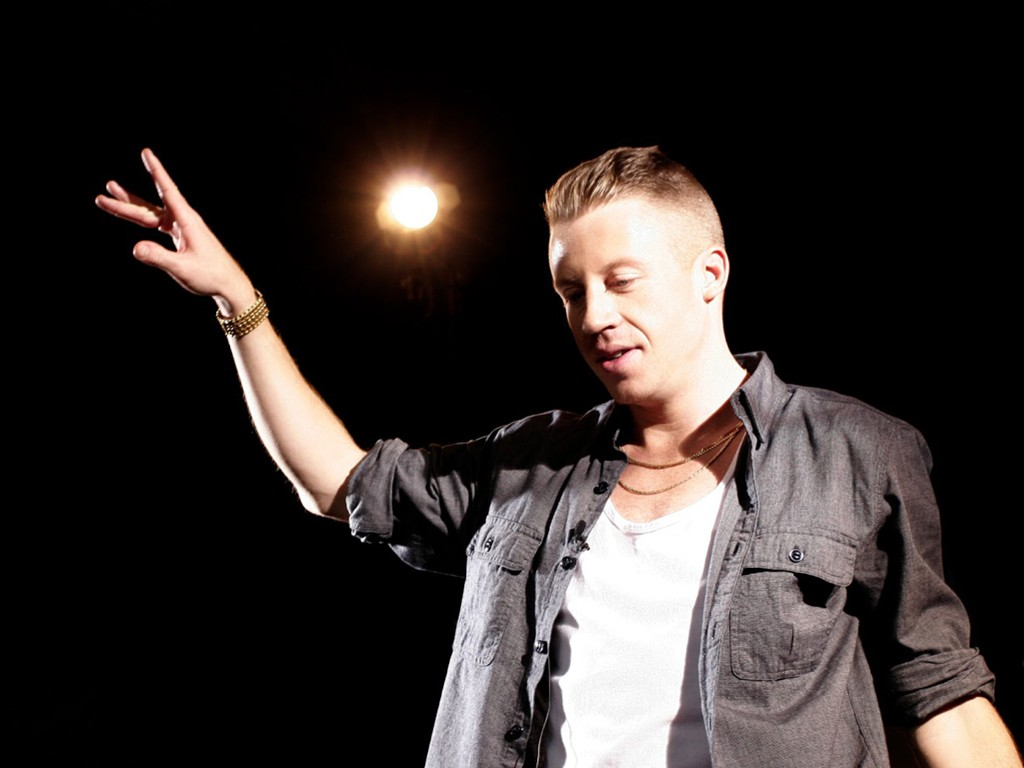 Music Wallpaper: Macklemore