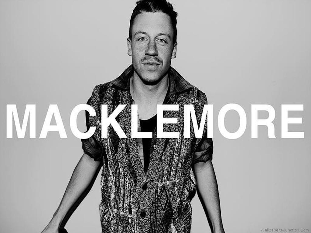 Music Wallpaper: Macklemore