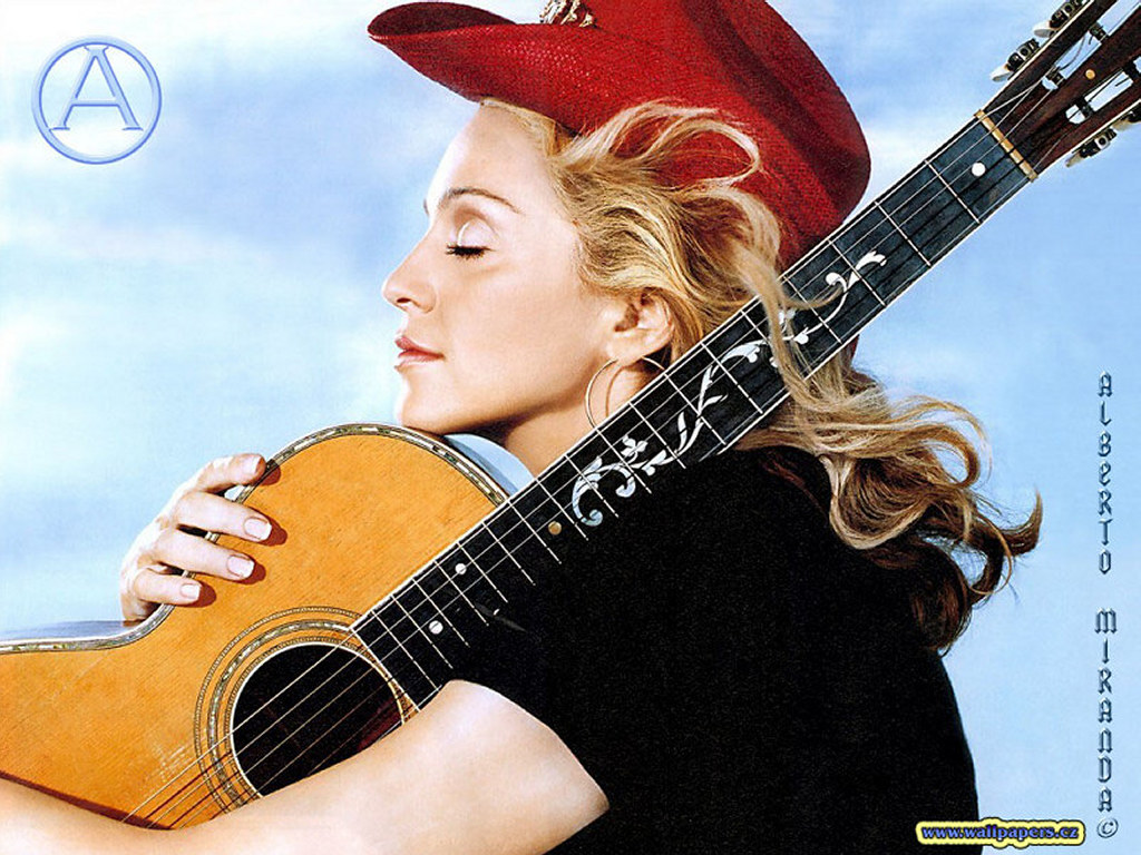Music Wallpaper: Madonna