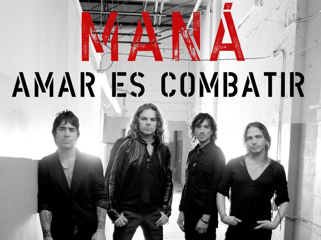 Music Wallpaper: Maná
