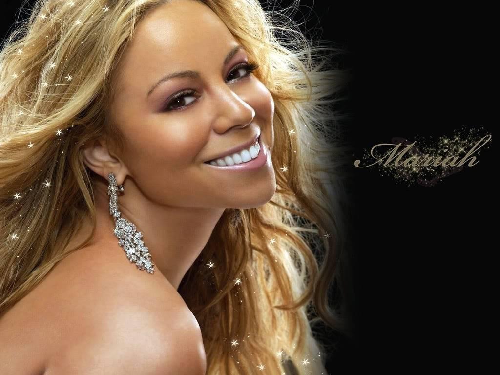 Music Wallpaper: Mariah Carey