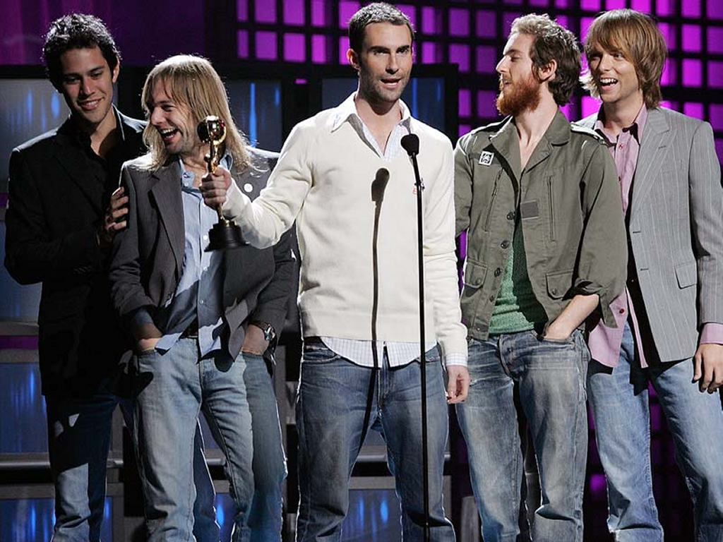 Music Wallpaper: Maroon 5