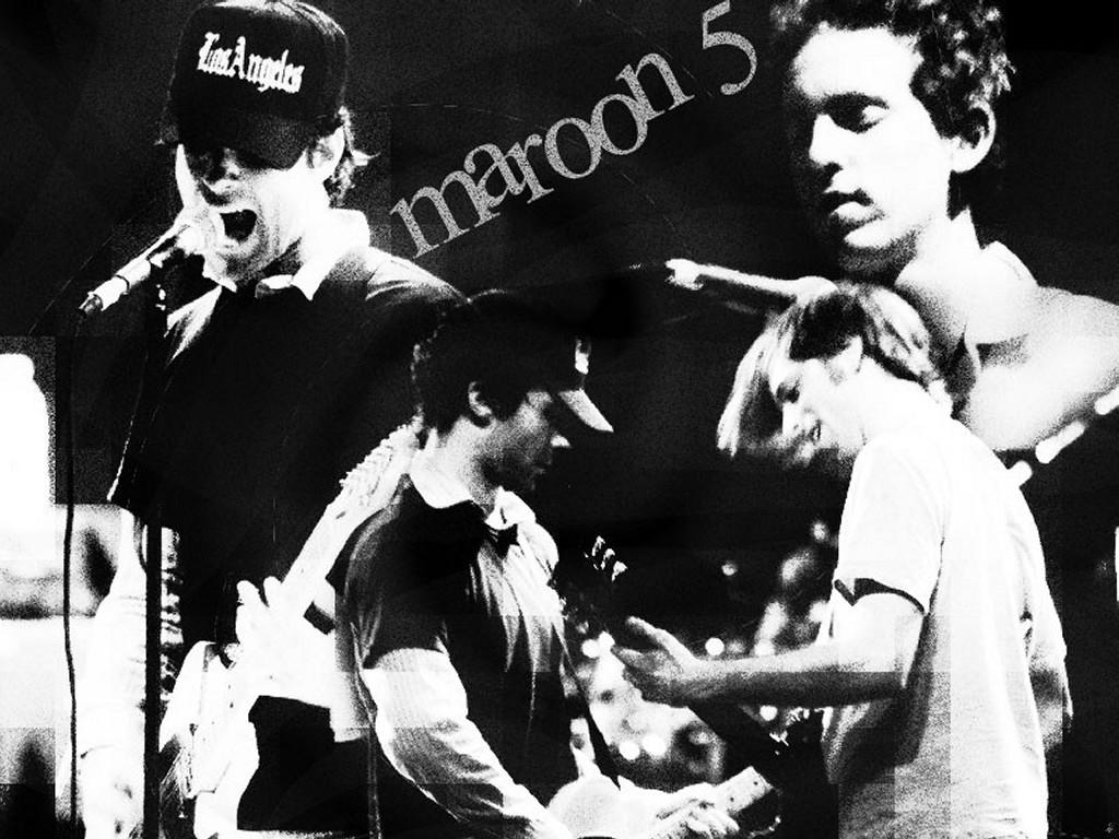 Music Wallpaper: Maroon 5