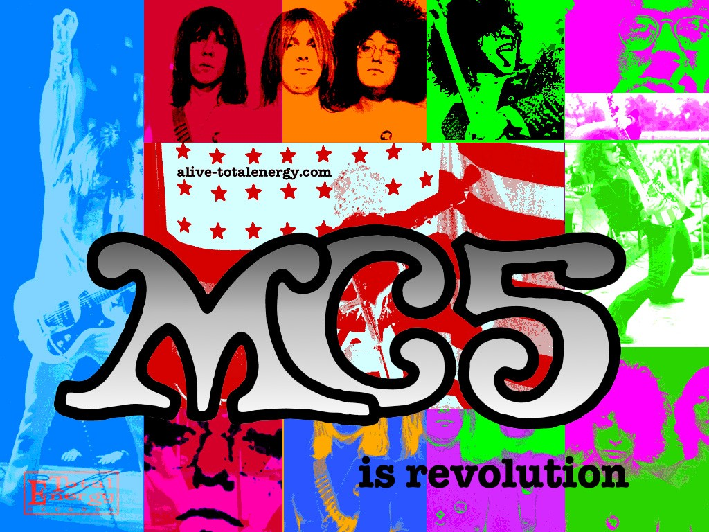 Music Wallpaper: MC5