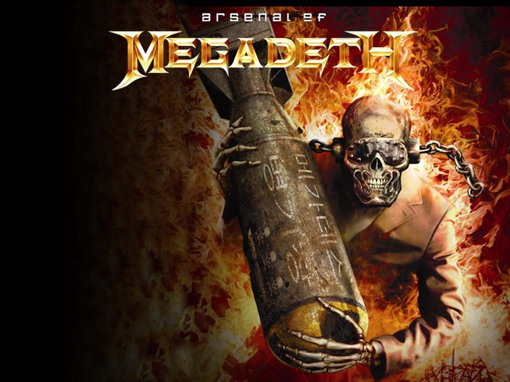 Music Wallpaper: Megadeth