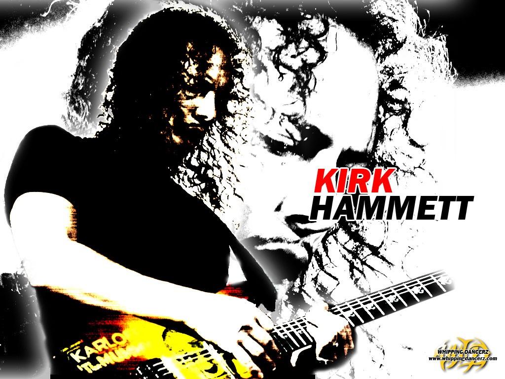 Music Wallpaper: Metallica - Kirk Hammet