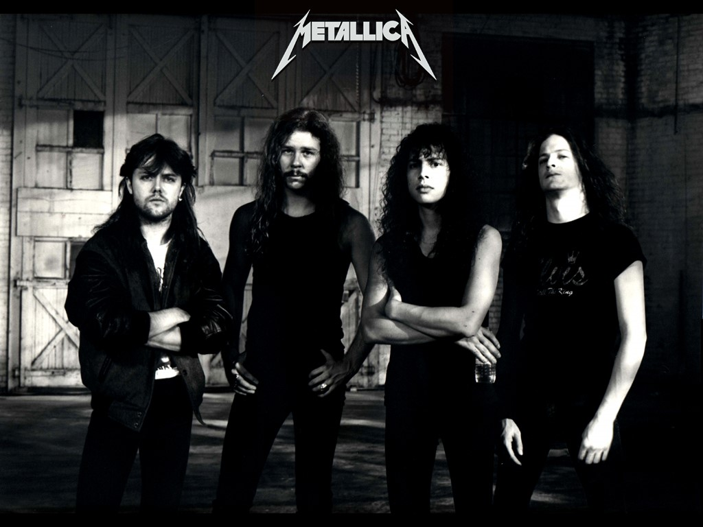 Music Wallpaper: Metallica