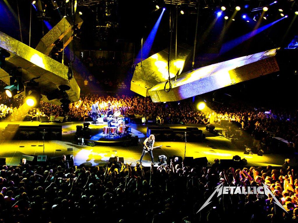 Music Wallpaper: Metallica - Show