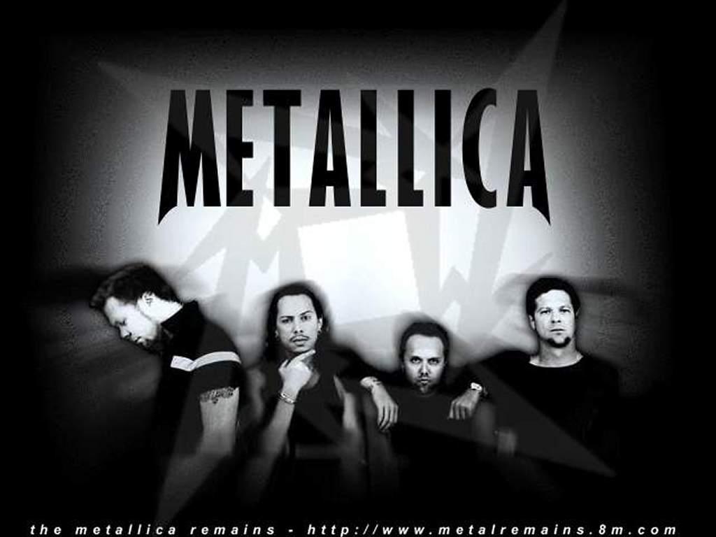 Music Wallpaper: Metallica