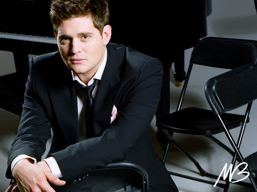 Music Wallpaper: Michael Bublé
