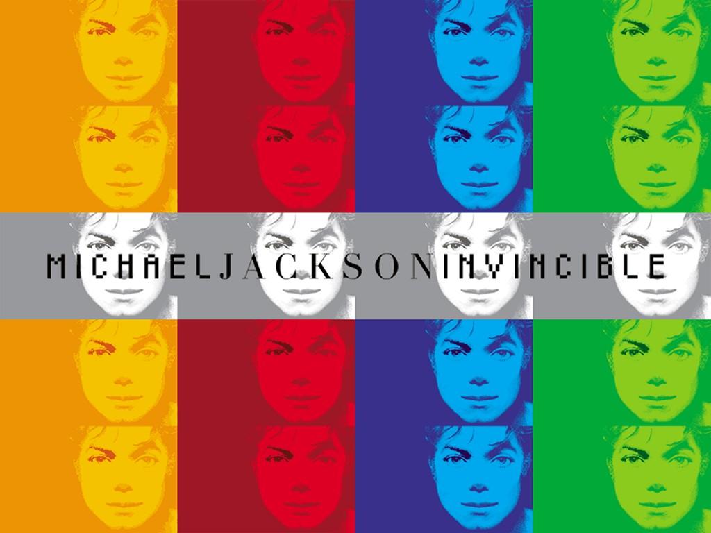Music Wallpaper: Michael Jackson - Invincible