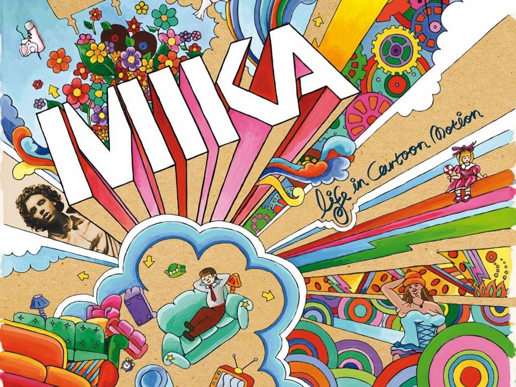 Music Wallpaper: Mika