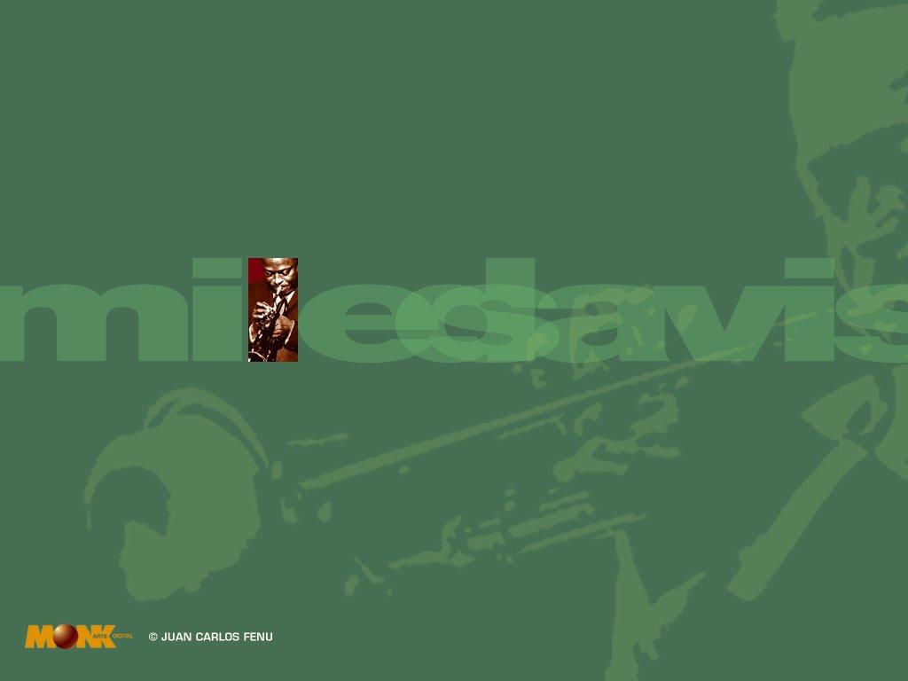 Music Wallpaper: Miles Davis