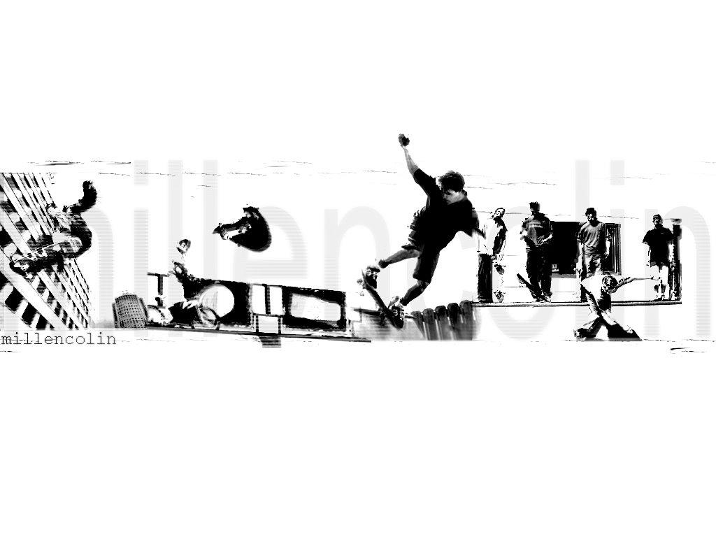 Music Wallpaper: Millencolin