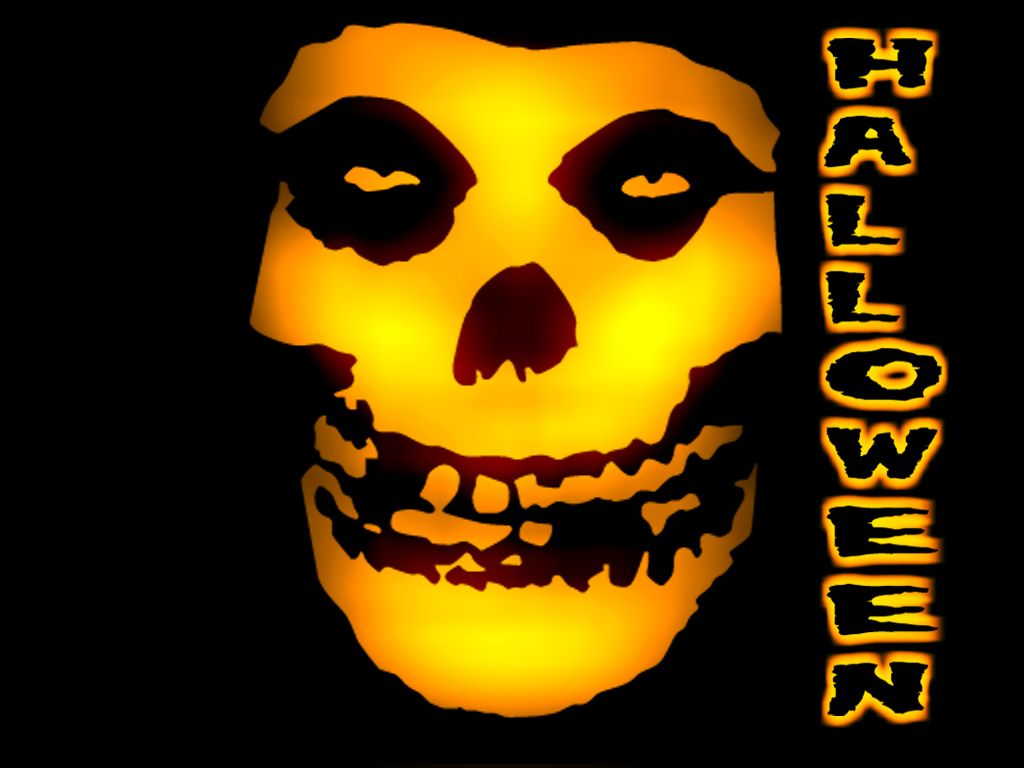 Music Wallpaper: Misfits - Halloween