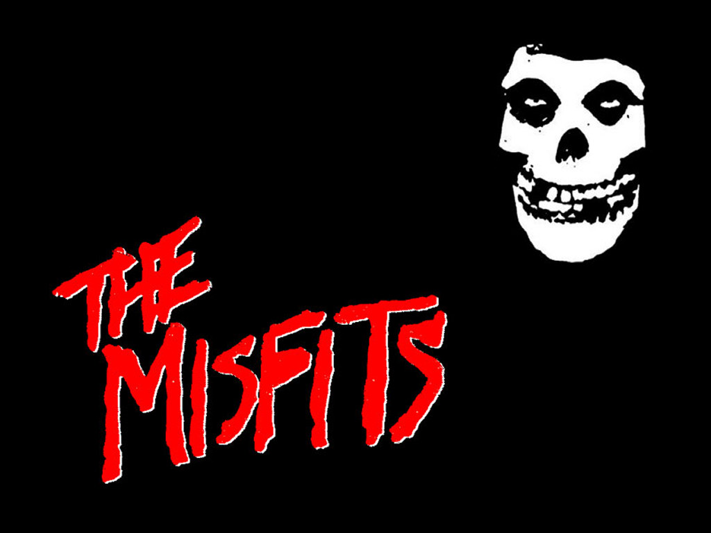 Music Wallpaper: Misfits