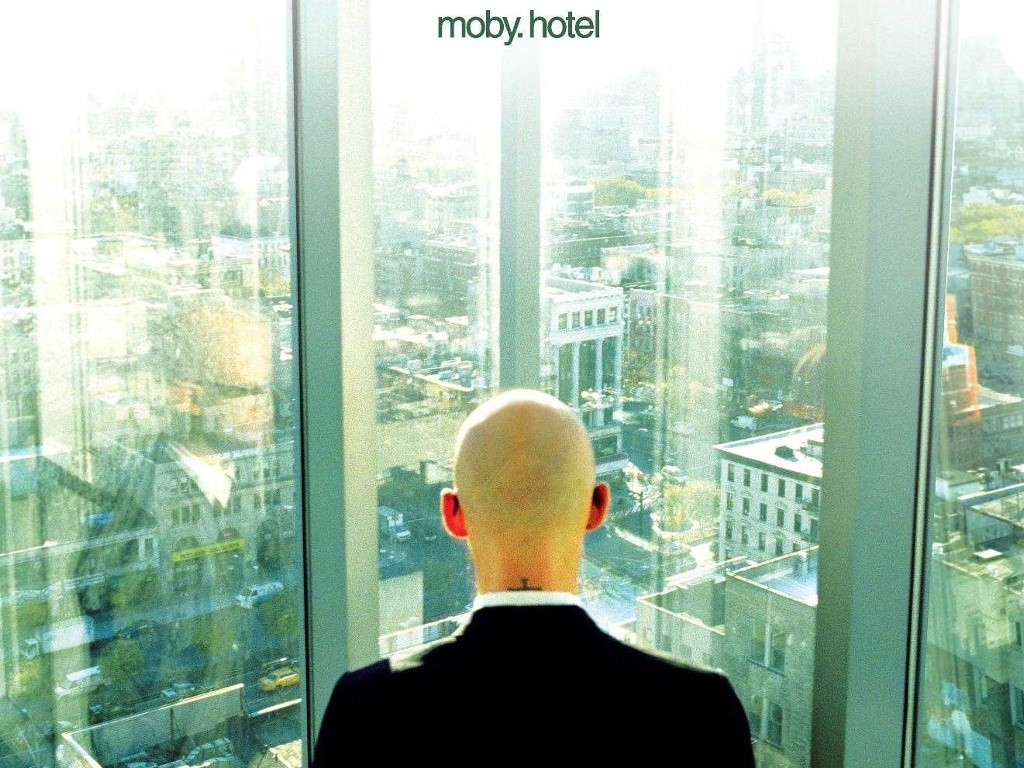 Music Wallpaper: Moby - Hotel