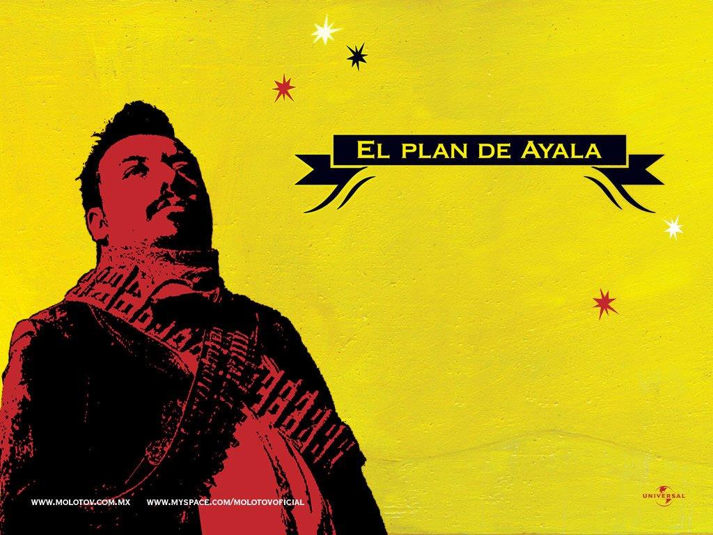 Music Wallpaper: Molotov - El Plan de Ayala