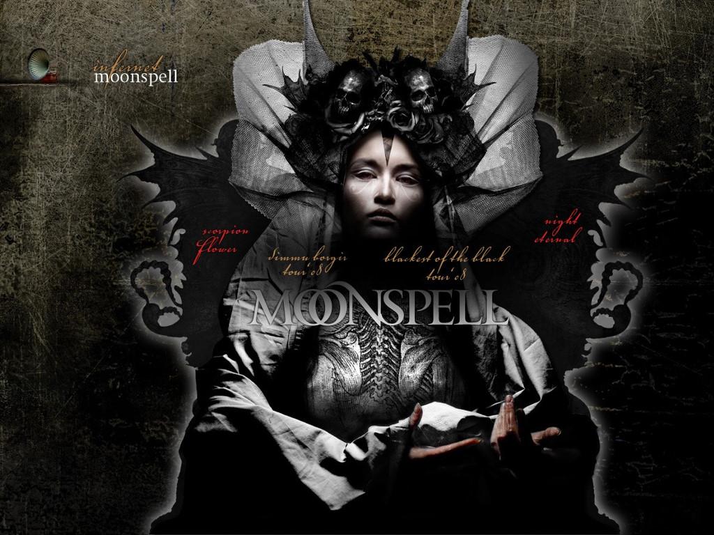 Music Wallpaper: Moonspell